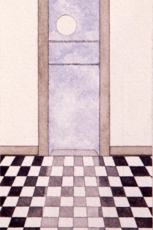 Interior 43: Where the Rituals are Kept VI