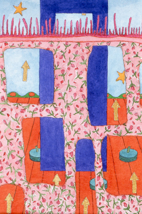 Exterior 83: Blanket Reality - SOLD