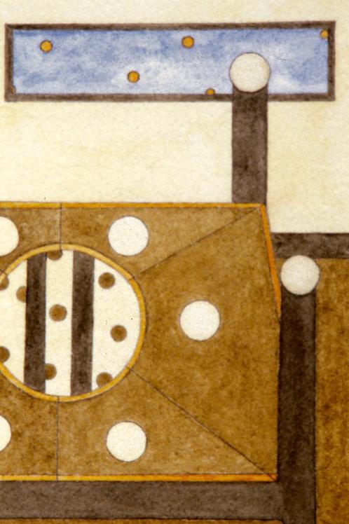 Interior 44: The Escape of the Moon