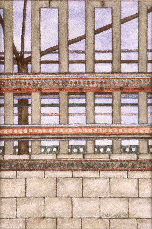 Exterior 35: Museum Pieces