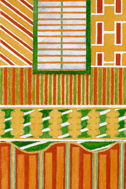 Interior 54: Sarah Took Delight in Abstraction II