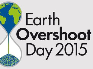 Earth Overshoot Day. E ogni anno arriva sempre prima...