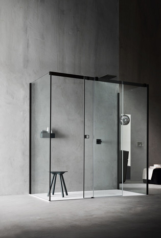 2b_OTTO-Shower-cabin-with-sliding-door-A
