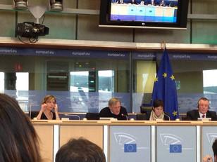 Don Ciotti al Parlamento Europeo: la strada che l'Europa deve seguire per combattere le mafie