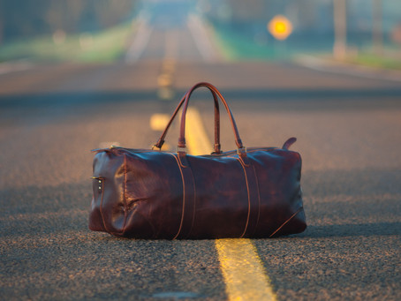 Time to let go of your old baggage