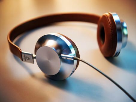 I'm addicted to the audiobooks