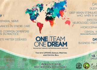 ONE TEAM, ONE DREAM: The 16th UPFANS Annual Meeting
