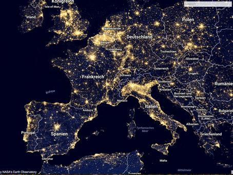 Buscando cielos con baja contaminación lumínica