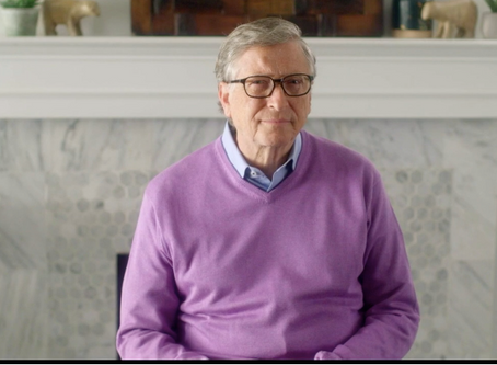 We asked Bill Gates what Georgia reopening means for the country. This was his answer.