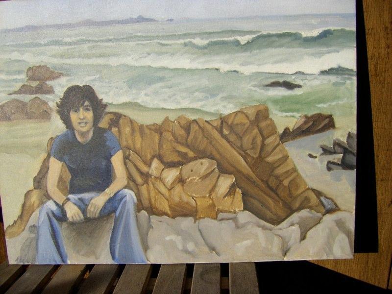 ALAN AT BEACH 2