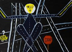 CR, No Where to Go, Art Options