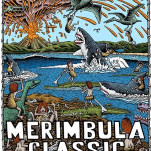 Merimbula Surf Classic 2012 Poster
