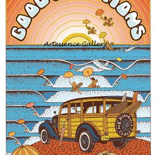 Merimbula Surf Classic 2017 Poster