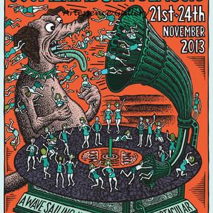 Merimbula Surf Classic 2013 Poster