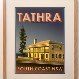 Tathra Hotel framed