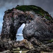Horsehead Rock Stormlight Bermagui