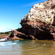 Aslings Beach Rock