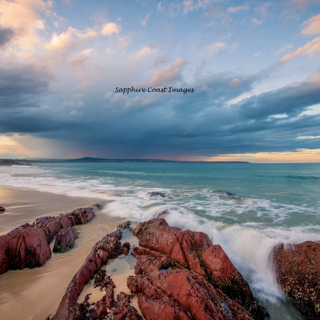 Pambula Dog  Beach