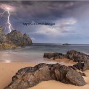 Camel Rock Storm