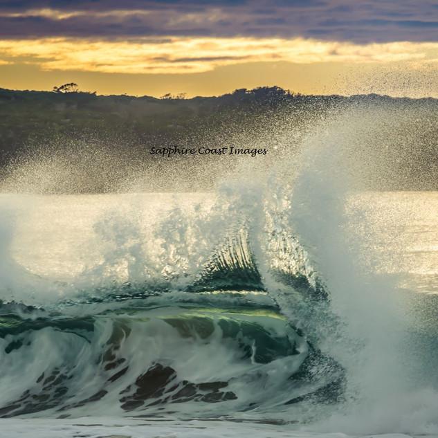 Wave Aslings Beach