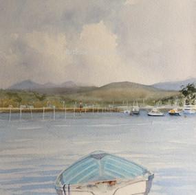Top Lake Dinghy