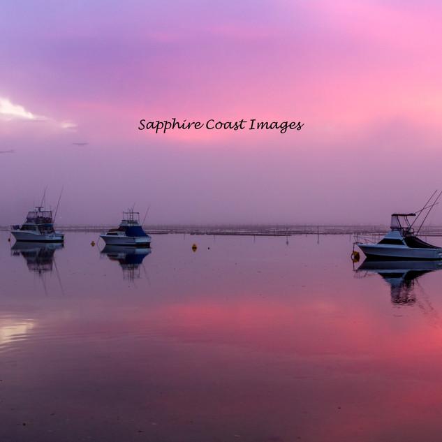 Merimbula Lake Dawn