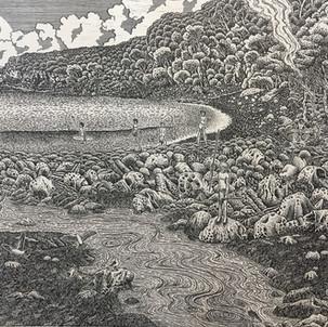 Leatherjacket Bay 1352BC