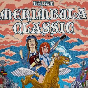 Merimbula Surf Classic 2015 alternate poster