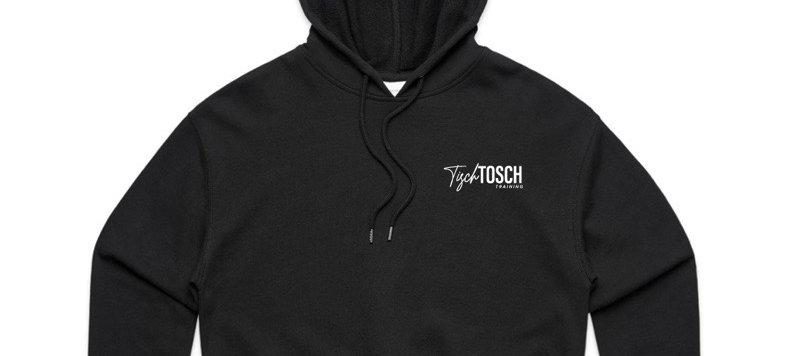 Tisch Tosch Training Crop Hoodie