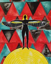 winged woman goauche.jpg
