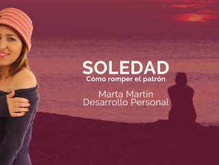 Soledad: cómo romper el patrón