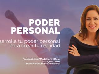 PODER PERSONAL: Desarrolla tu poder personal para crear tu realidad
