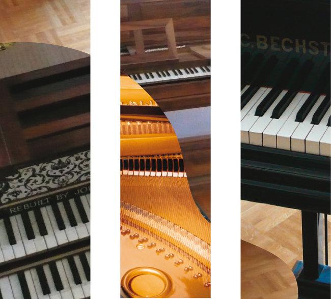 Klavierunterricht, Jazpianounterricht, Akkordeonunterricht