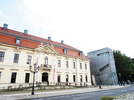 (ベルリンの建築)ベルリンのユダヤ博物館でその歴史を建築でも体験!