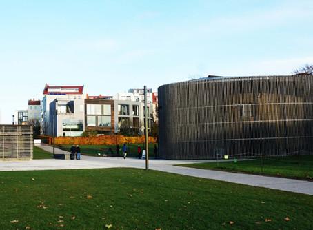 (ベルリンの建築)ベルリンの壁の歴史を継承した追悼・祈りのための建築「和解の礼拝堂」