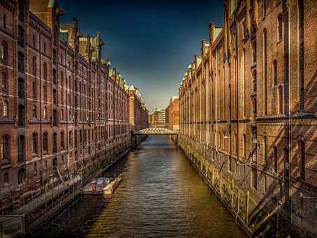 (ドイツの世界遺産)かつての役割を終えながらも魅力的な地区へと生まれ変わったハンブルクの倉庫街