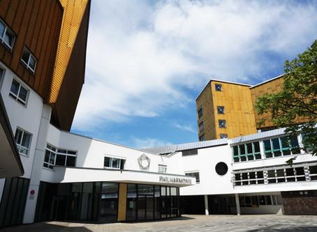 (ベルリンの建築)音楽だけでなく、建築も見逃せないハンス・シャロウンの傑作「ベルリン・フィルハーモニー」