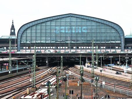 (ハンブルク観光)100年以上前に建設された驚きの空間を体験できる「ハンブルク中央駅」