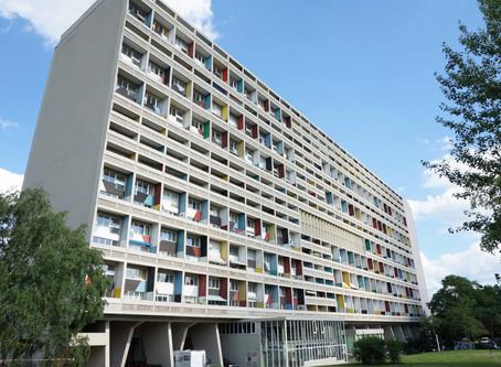 (ベルリンの建築)ベルリンで実現したル・コルビュジエのユニテ・ダビタシオン