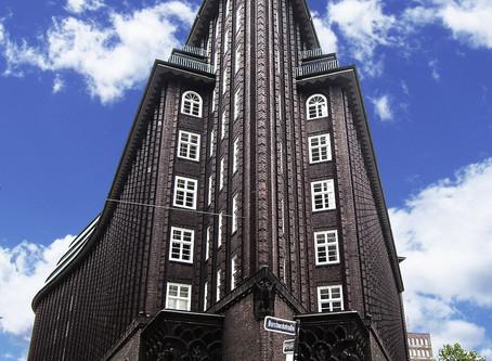 (ドイツの世界遺産)チリハウスでハンブルク伝統の赤レンガ建築を堪能!