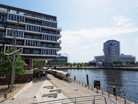次世代を代表する再開発プロジェクトによって蘇ったハンブルクの「ハーフェンシティ」