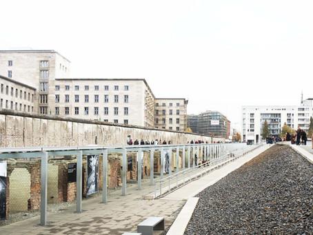 (ベルリンの史跡)ベルリンの歴史を肌で感じられる「テロのトポグラフィー」