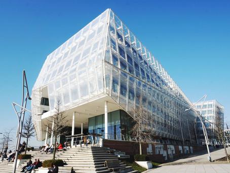 ハンブルク・ハーフェンシティで必見の「ユニリーバ・ハウス」