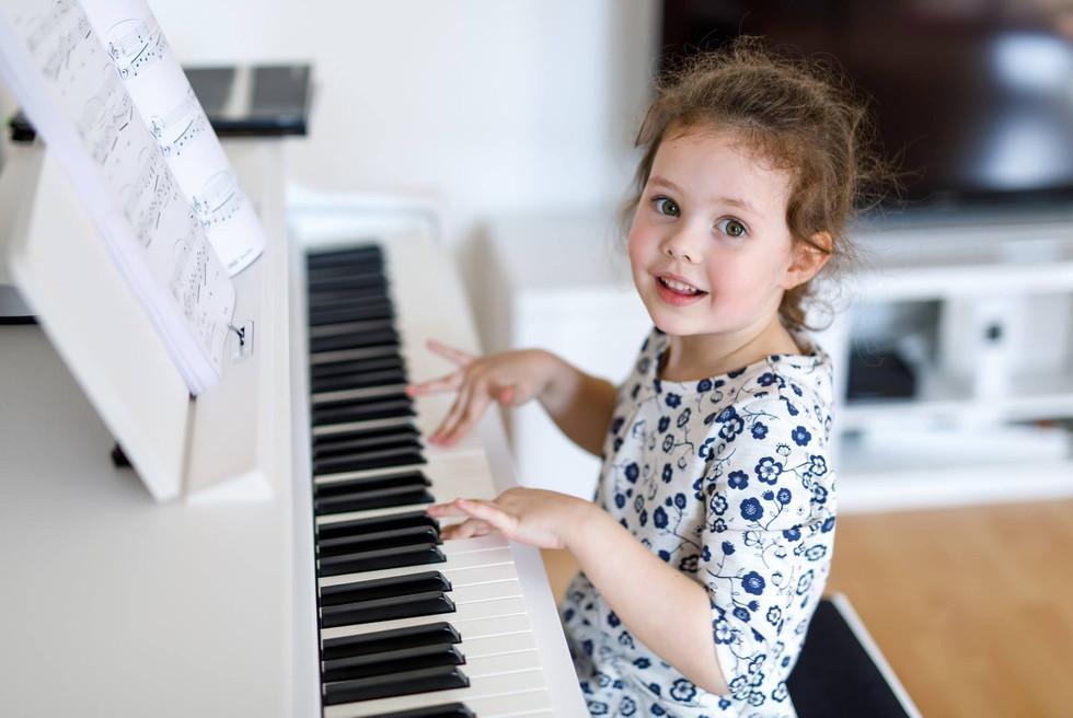 individual piano class