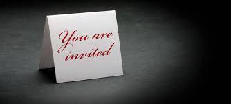 Maxim #3-- Accept Every Invitation