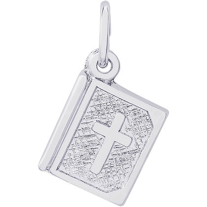 Rembrandt Charms - Bible - Sterling Silver