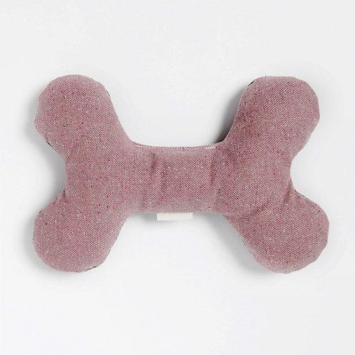 Cloud7 Hundespielzeug Love Bone Tweed rosé I Kläfferkram