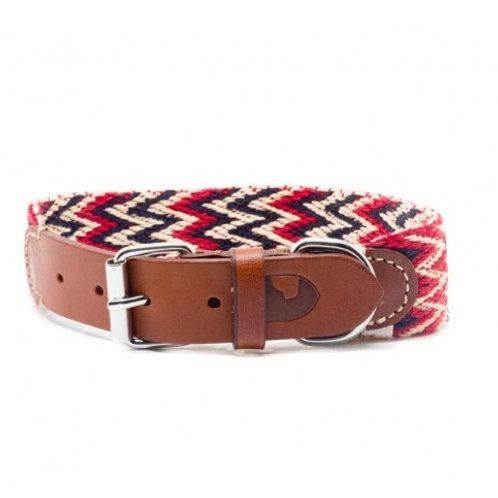 BUDDYS PERUVIAN RED Halsband