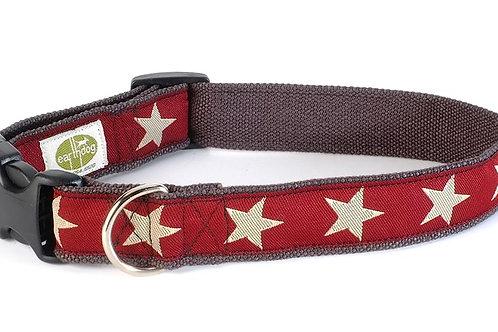 Earthdog Hundehalsband Kody rot Hanf