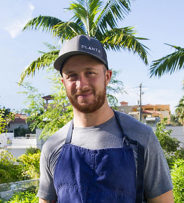 Chef Benjamin Goldman - Planta South Bea